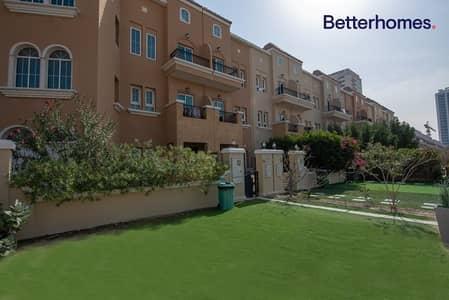 تاون هاوس 5 غرف نوم للايجار في قرية جميرا الدائرية، دبي - Five Bed + Maids| Luxury Villa |Unfurnished