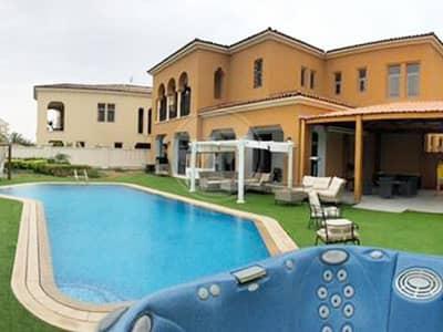 5 Bedroom Villa for Sale in Saadiyat Island, Abu Dhabi - Fantastic executive villa with pool on large plot