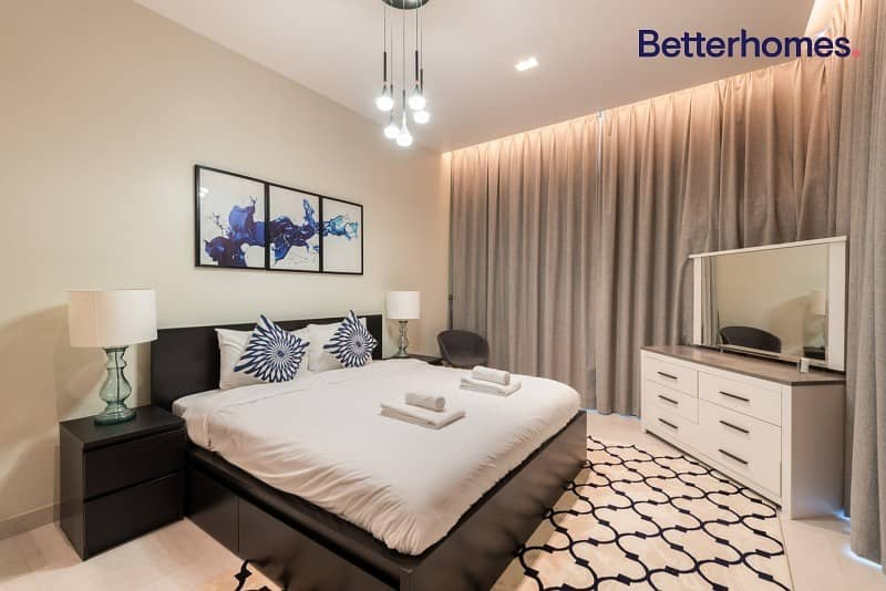 Marina View| Mid Floor| Fully Furnished| Brand New