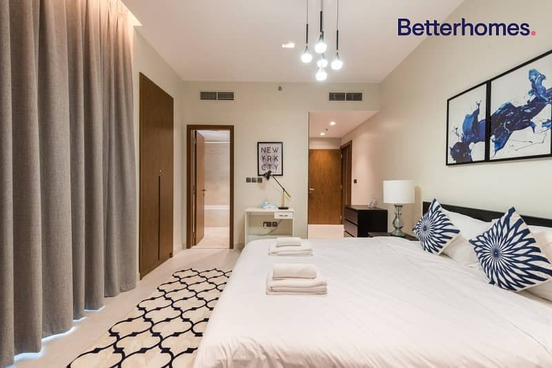 2 Marina View| Mid Floor| Fully Furnished| Brand New