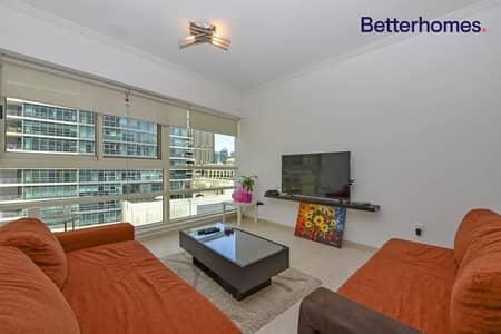 1 Bedroom Flat for Rent in Dubai Marina, Dubai - Excellent Location | Partial Marina View