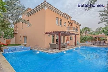 فیلا 5 غرف نوم للبيع في المرابع العربية، دبي - EXCLUSIVE | Massive Plot | Cul De Sac Location