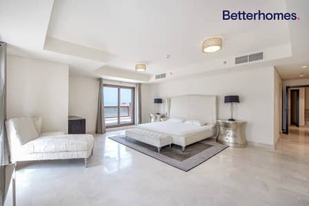 4 Bedroom Penthouse for Rent in Palm Jumeirah, Dubai - Low Floor | Fully Furnished | Sea View | Upcoming