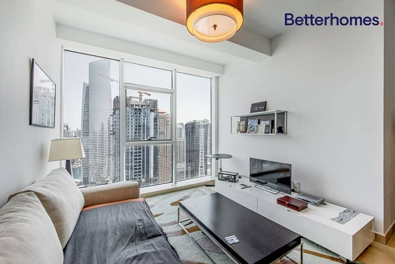 2 Loft fully Furnished | High Floor | Lake View