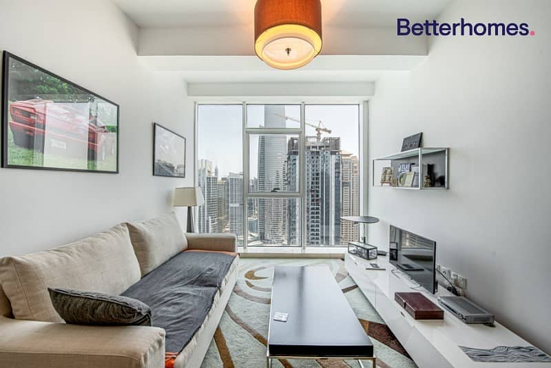 Loft fully Furnished | High Floor | Lake View