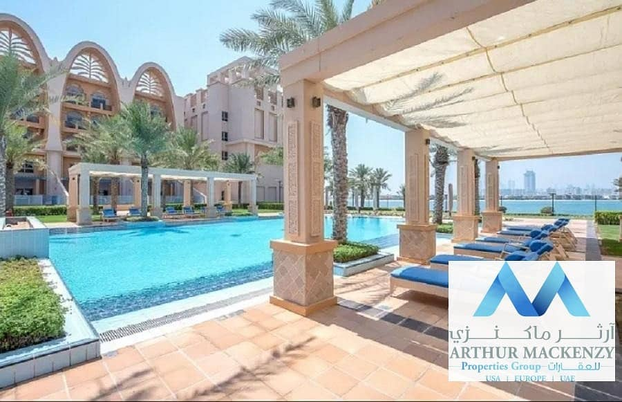 14 Stunning and Luxury 1 BR | Amazing Views| Grace Period - Palm Jumeirah
