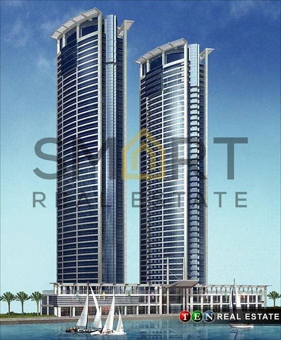 Mangrove | Shell & Core Office | City & Sea Views