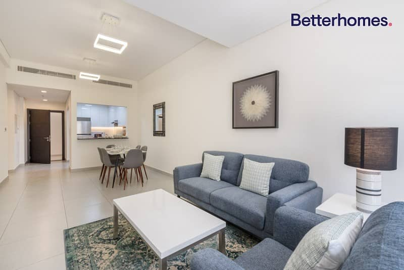Fully Furnished| All Inclusive| 12 cheques
