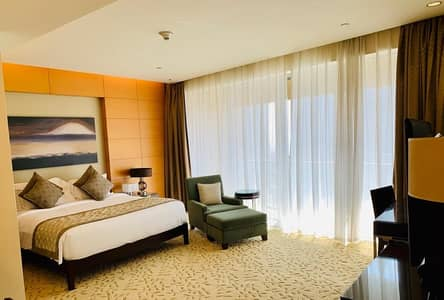 Studio for Sale in Downtown Dubai, Dubai - Fully Furnished Studio | Burj View | High Floor