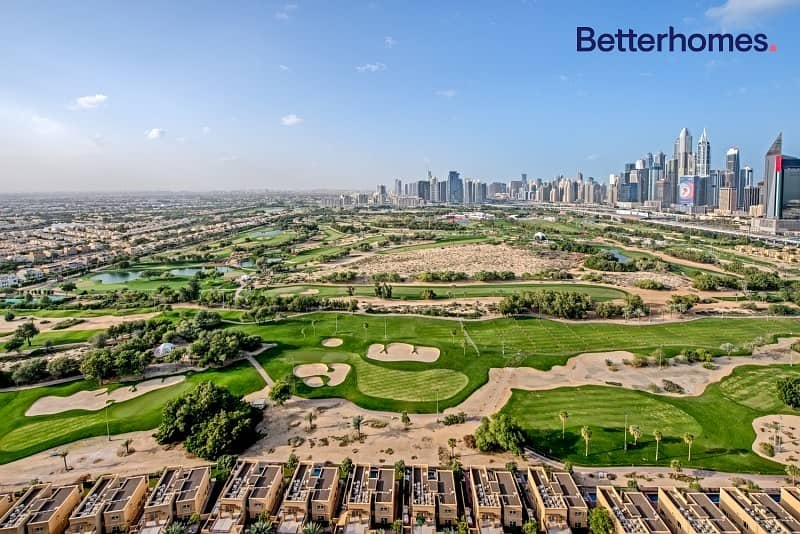Full Golf Course View | High Floor | Vacant