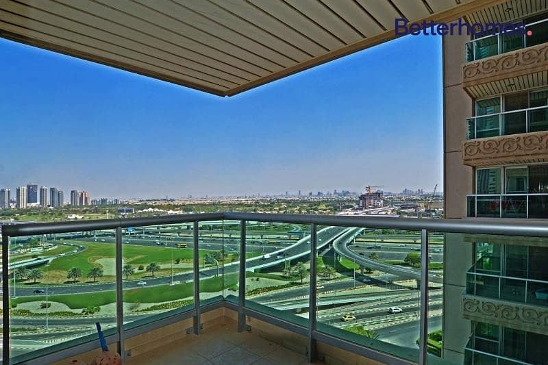 2 Golf Course View | One + Study | Emaar 6 Tower