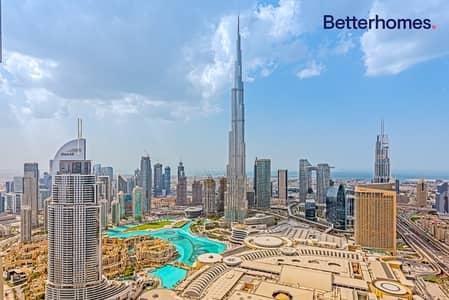 فلیٹ 3 غرف نوم للبيع في وسط مدينة دبي، دبي - Sky Collection I Full Fountain View I High Floor