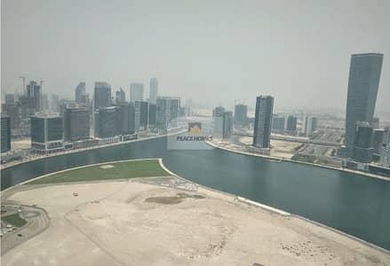 مکتب  للايجار في الخليج التجاري، دبي - مکتب في برلينجتون الخليج التجاري 60000 درهم - 4637027