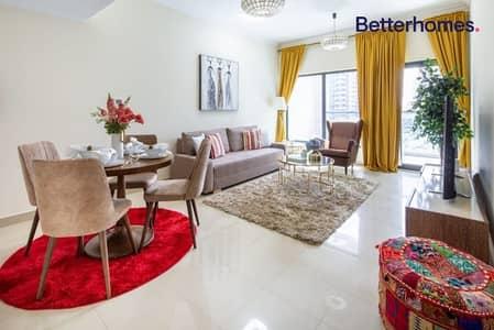 1 Bedroom Apartment for Sale in Dubai Marina, Dubai - Vacant|Furnished|Low floor w/Marina view