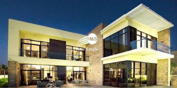 فیلا 5 غرف نوم للبيع في داماك هيلز (أكويا من داماك)، دبي - Luxury 5 Beds | Lush Green Space | Branded The Turf