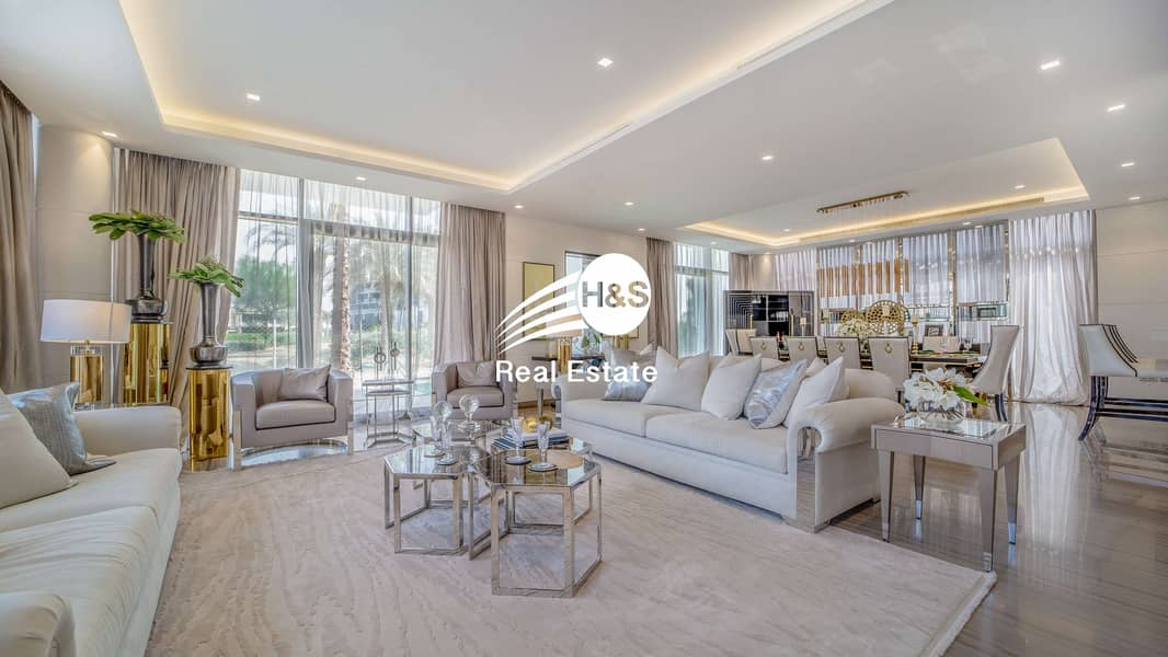 2 Luxury 5 Beds | Lush Green Space | Branded The Turf