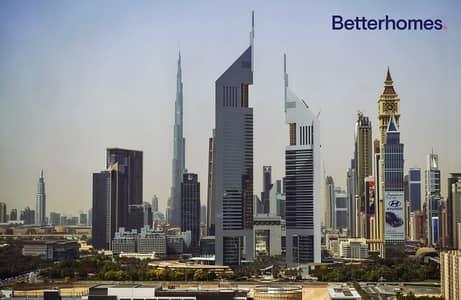 فلیٹ 2 غرفة نوم للبيع في مركز دبي التجاري العالمي، دبي - Best priced I Furnished | 2 Bed Duplex