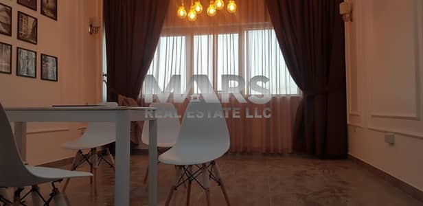 2 Bedroom Flat for Rent in Airport Street, Abu Dhabi - Fully Furnished Apartment  with Balcony
