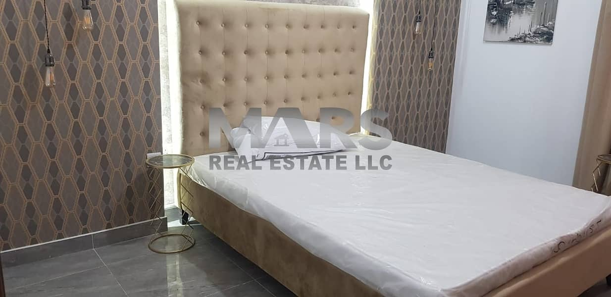 2 Fully Furnished Apartment  with Balcony