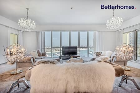 3 Bedroom Apartment for Sale in Palm Jumeirah, Dubai - Full Sea View | A Type | Biggest Layout