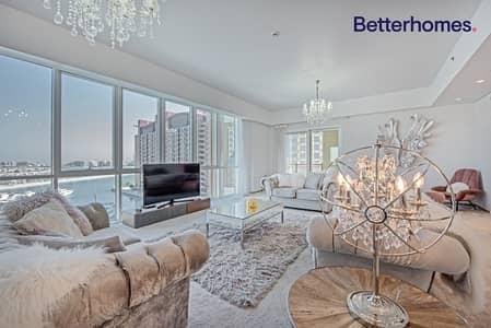 شقة 3 غرف نوم للبيع في نخلة جميرا، دبي - Full Sea View | A Type | Biggest Layout