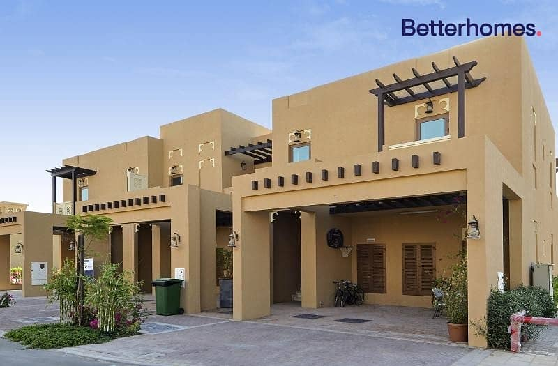 1 Modern Dubai Style Townhhouse |Well Maintained