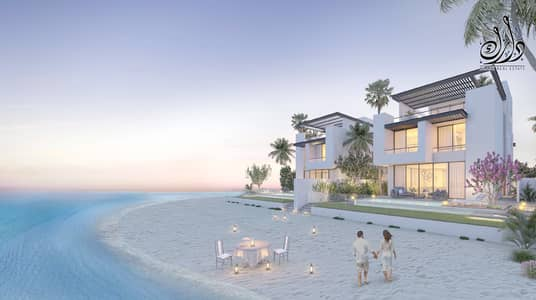 5 Bedroom Villa for Sale in Sharjah Waterfront City, Sharjah - LUXURIOUS VILLA WITH SEA VIEW'S | EASY PAYMENT PLAN.