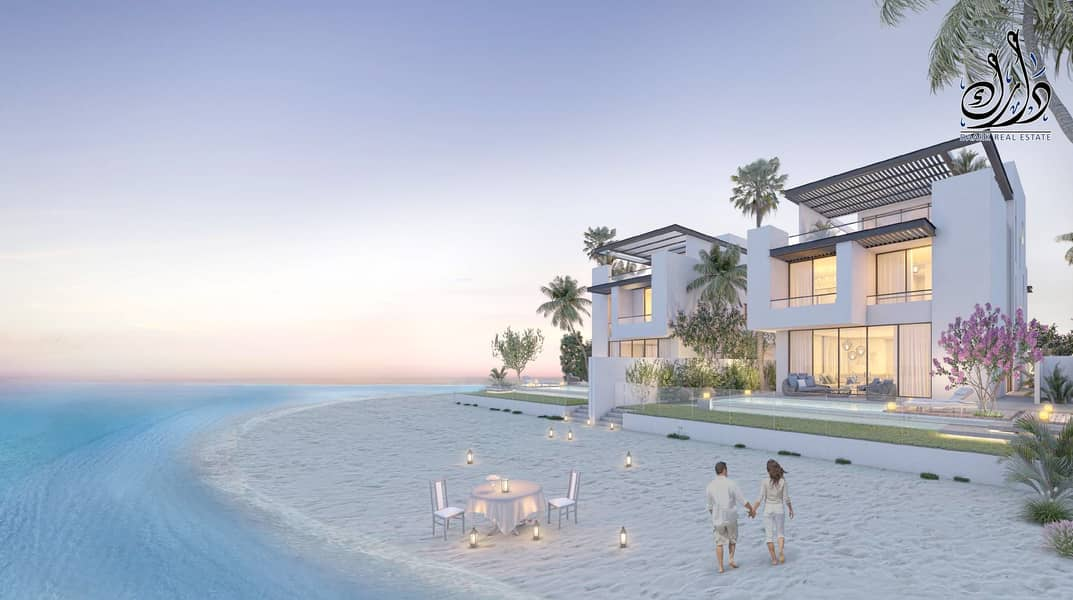 LUXURIOUS VILLA WITH SEA VIEW'S | EASY PAYMENT PLAN.
