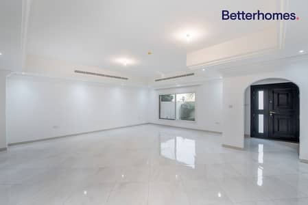 4 Bedroom Townhouse for Rent in Jumeirah Village Circle (JVC), Dubai - Five Bedroom Plus Maid |Large Layout |Unfurnished