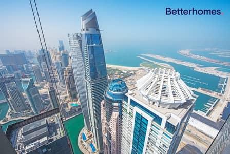 بنتهاوس 3 غرف نوم للبيع في دبي مارينا، دبي - Penthouse|Breathtaking  View|Nice Layout|High Flr