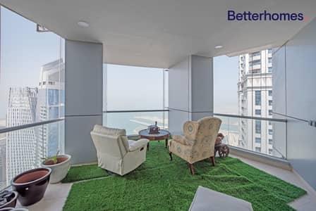 3 Bedroom Penthouse for Sale in Dubai Marina, Dubai - Penthouse|Breathtaking  View|Nice Layout|High Flr