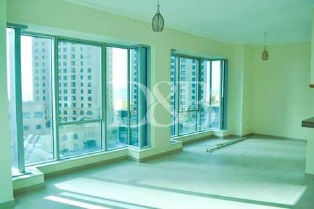 فلیٹ 1 غرفة نوم للايجار في دبي مارينا، دبي - Marina Views   Furnished   Bright Layout