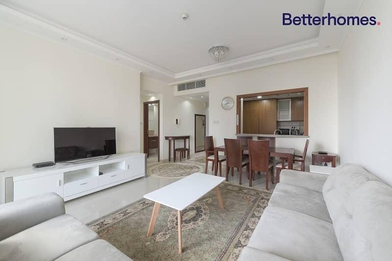 2 Amazing 2 BR | Fully furnished I Rented