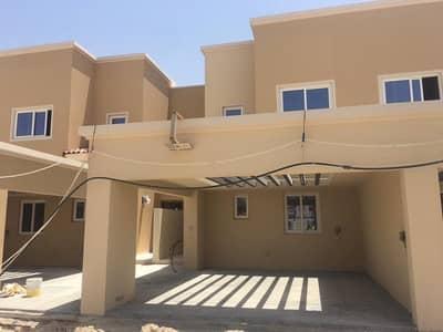 تاون هاوس في فيلانوفا دبي لاند 3 غرف 1150000 درهم - 4633965