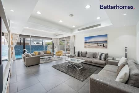 4 Bedroom Villa for Sale in The Meadows, Dubai - Fully Modified And Upgraded | Vacant Now