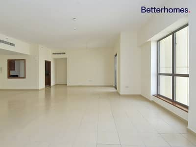 4 Bedroom Flat for Sale in Jumeirah Beach Residence (JBR), Dubai - Partial Sea View | High Floor| + Maid's | Tenanted