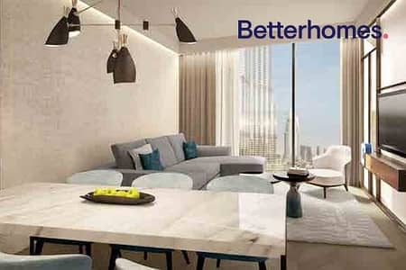 1 Bedroom Hotel Apartment for Sale in Downtown Dubai, Dubai - Exclusive | One Bed | Opera & Burj  View