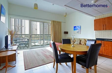 1 Bedroom Apartment for Sale in Dubai Marina, Dubai - Marina View| Low Floor| Fully Furnished | Tenanted