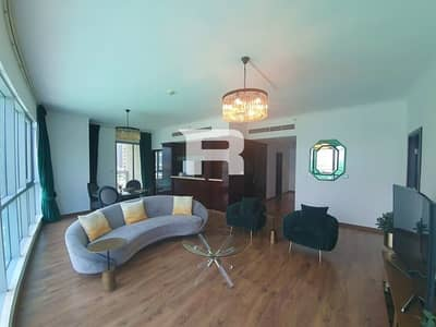 Fountain View  Fully Furnished  2Br + Study