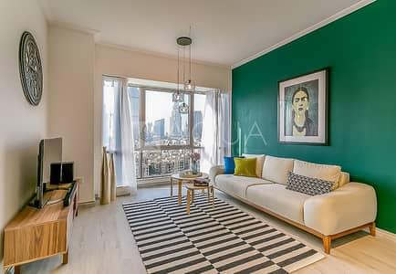 شقة 2 غرفة نوم للايجار في وسط مدينة دبي، دبي - Fully Furnished  |  Immaculate  | Vacant