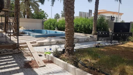 *** Superb Deal – Luxury 3BHK Single storey villa with pool in Al Mansura area