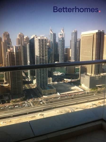 11 Duplex | High Floor | 4 Balconies | Vacant