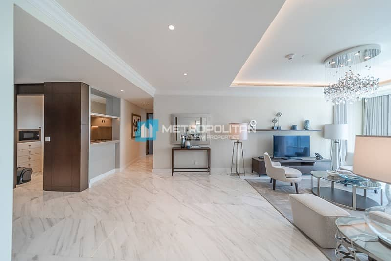 2 4BR+M SkyCollection Serviced Penthouse/ Burj Views