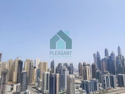 3 Bedroom Apartment for Rent in Jumeirah Lake Towers (JLT), Dubai - Open For Viewing 3 BR Fully Furnished Facing Sea & Dubai eye