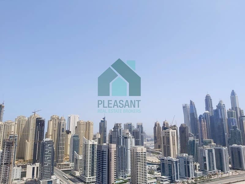 Open For Viewing 3 BR Fully Furnished Facing Sea & Dubai eye