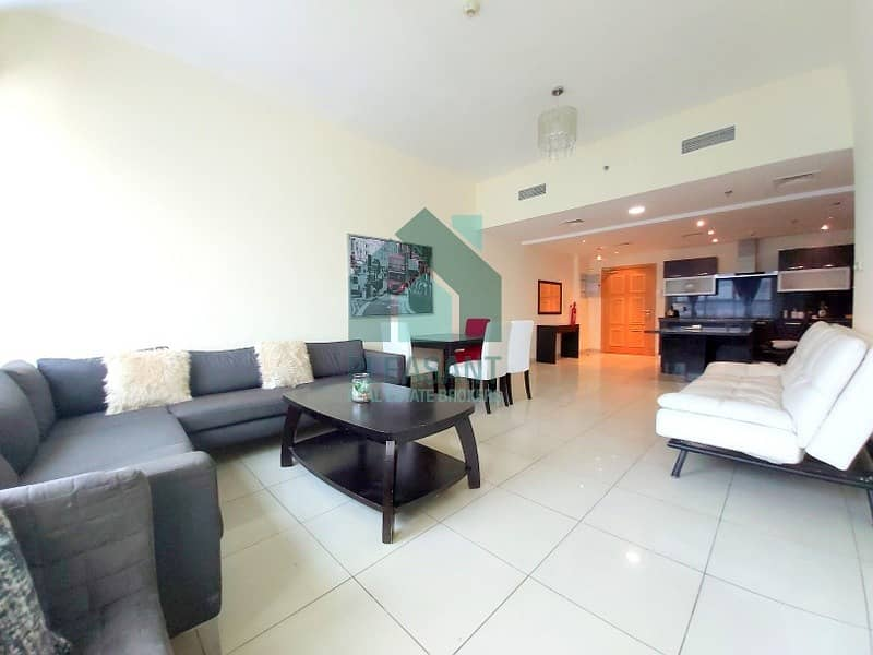 2 Open For Viewing 3 BR Fully Furnished Facing Sea & Dubai eye