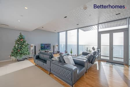 Exclusive 4 beds + Maid Panoramic Seaview