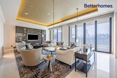 4 Bedroom Flat for Rent in Downtown Dubai, Dubai - Exclusive | Fully Furnished | Equipped