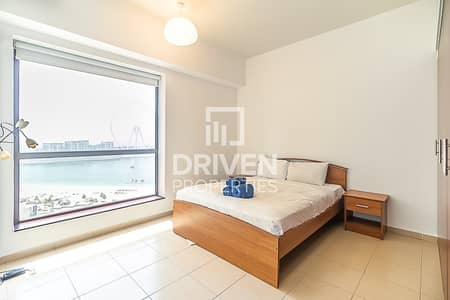 2 Bedroom Flat for Sale in Jumeirah Beach Residence (JBR), Dubai - Vacant 2 Bed Unit with Amazing Sea Views