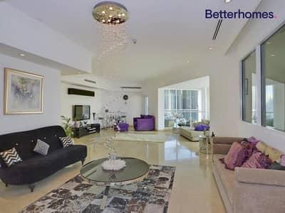 4 Bedroom Penthouse for Sale in Dubai Marina, Dubai - 4 BR Penthouse I Sea View I Private Pool